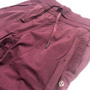 Lululemon | Purple Windbreaker Pants